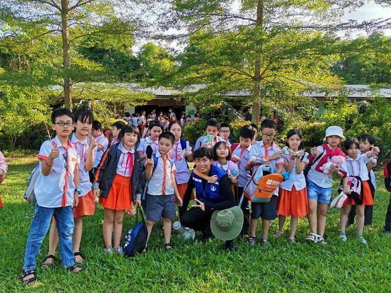 Tổ chức ngoại khóa cho học sinh tiểu học: Lựa chọn địa điểm nào?