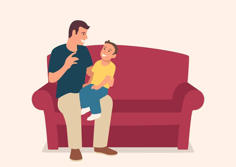 Giáo dục con cái bằng lời nói: 5 lưu ý cha mẹ cần ghi nhớ
