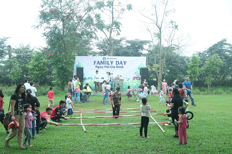 Ngày hội Gia đình - Ngày hội thể thao  28/03/202: Những khoảnh khắc tuyệt vời