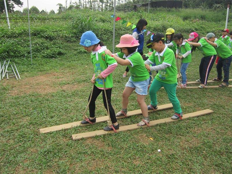 Top 5 trò chơi Teambuilding hay nhất cho học sinh tiểu học