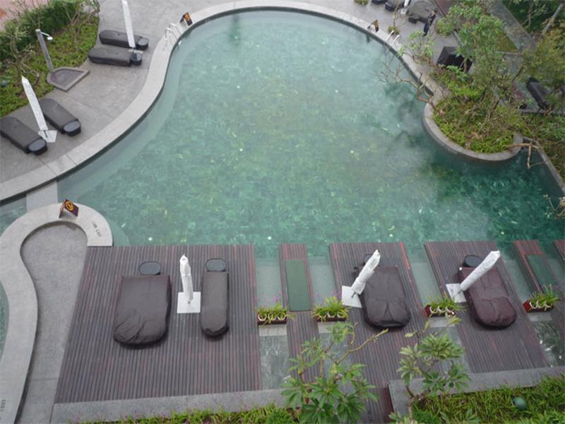 Khám phá những bể bơi dành cho trẻ em ấn tượng nhất tại Hà Nội
